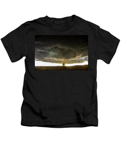 Wray Colorado Tornado 060 Kids T-Shirt
