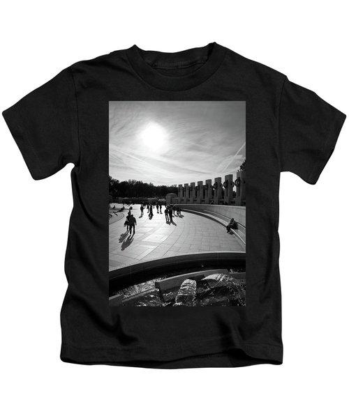 Wwii Memorial Kids T-Shirt