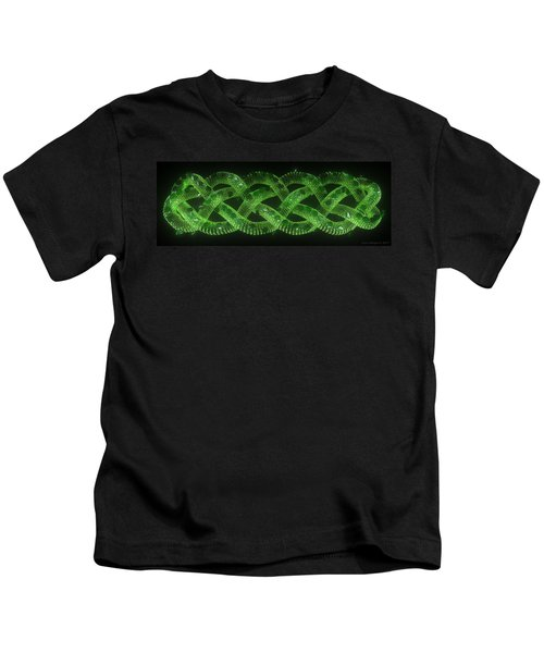 Wyrm - The Celtic Serpent Kids T-Shirt