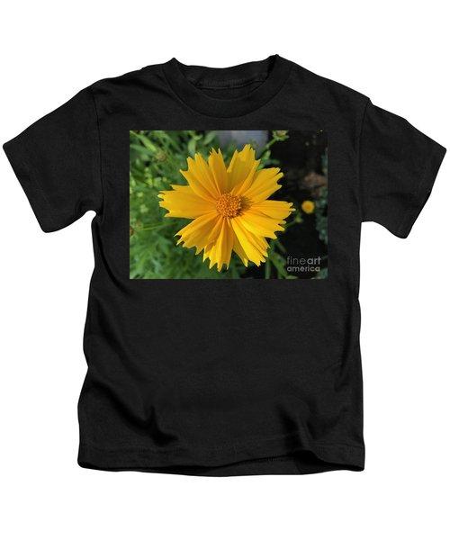 Yellow Delight Kids T-Shirt