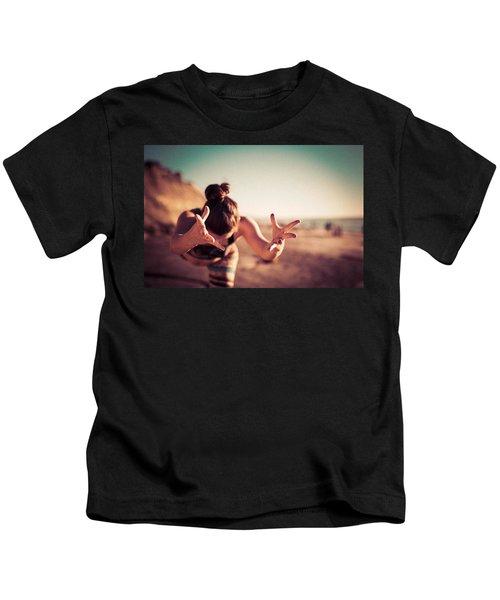 Yogic Gift Kids T-Shirt