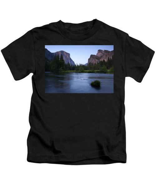 Yosemite Twilight Kids T-Shirt