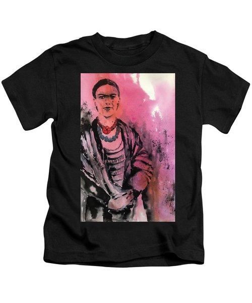 Young Frida Kids T-Shirt