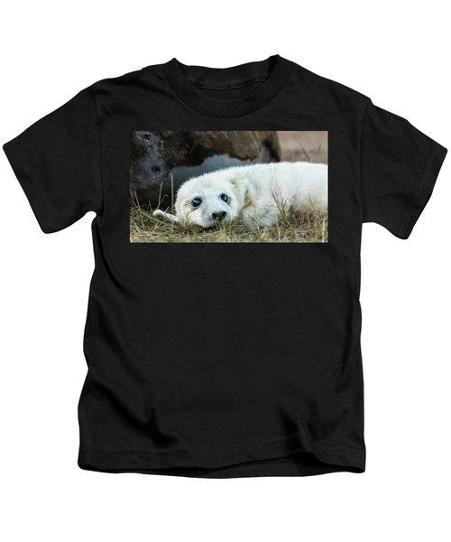 Young Pup Kids T-Shirt