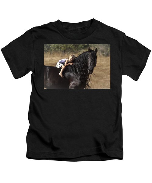 Young Rider Kids T-Shirt