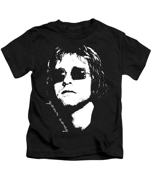 Your Song Pop Art Kids T-Shirt