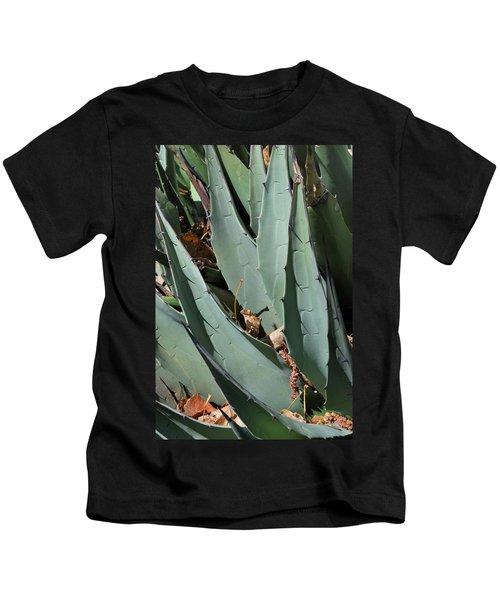 Yucca Leaves Kids T-Shirt
