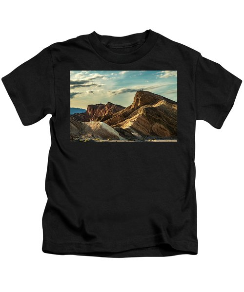 Zabriskie Point II Kids T-Shirt