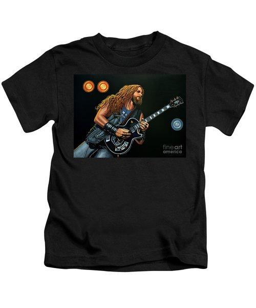Zakk Wylde Kids T-Shirt