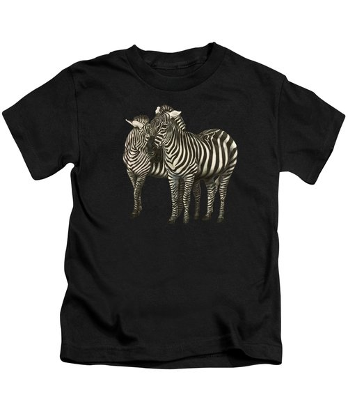 Zebras  Kids T-Shirt