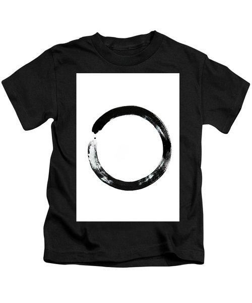 Zen Circle Kids T-Shirt