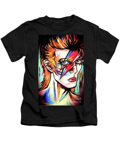 Ziggy Stardust Kids T-Shirt