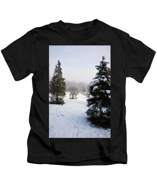 30/01/19  Rivington. Memorial Arboretum. Kids T-Shirt