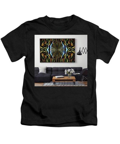 Abstract Caracause Kids T-Shirt
