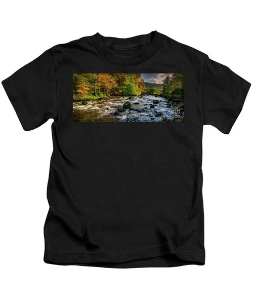 Autumn Rapids Kids T-Shirt
