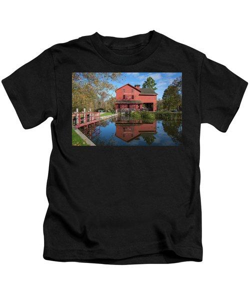 Bonneyville Mill Kids T-Shirt