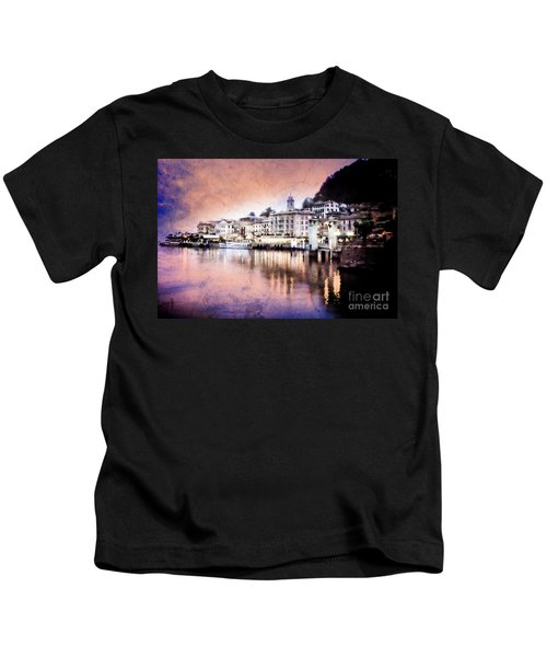 Invitation To Bellagio Kids T-Shirt