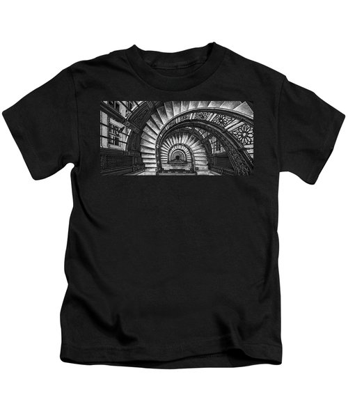Frank Lloyd Wright - The Rookery Kids T-Shirt