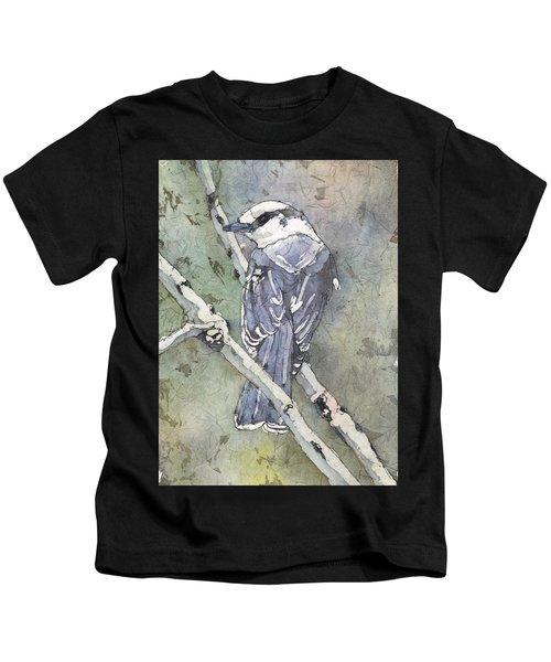 Grey Jay Kids T-Shirt