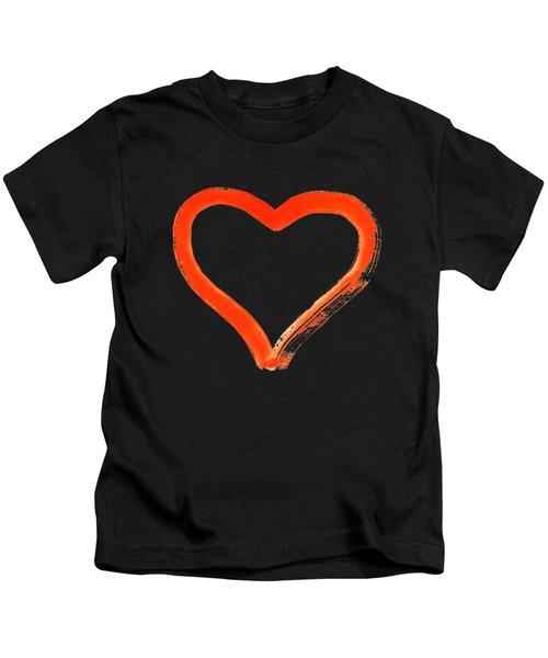 Heart - Symbol Of Love Kids T-Shirt