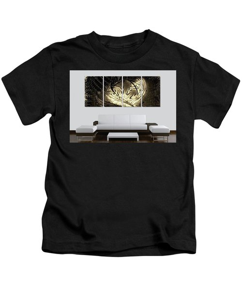 Lady Featured Kids T-Shirt