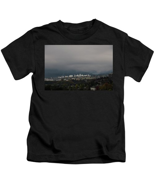 North Vancouver  Kids T-Shirt