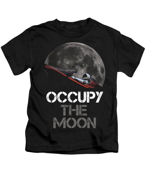 Occupy The Moon Kids T-Shirt