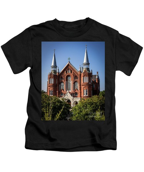 Sacred Heart Cultural Center - Augusta Ga Kids T-Shirt