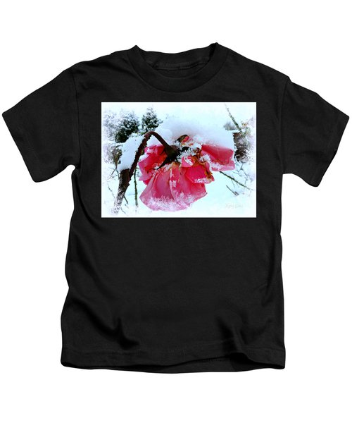 The Last Rose Kids T-Shirt
