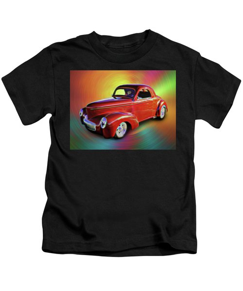 1941 Willis Coupe Kids T-Shirt
