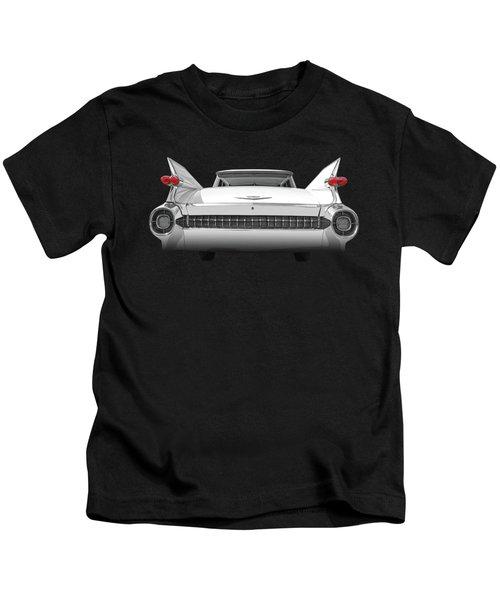 1959 Cadillac Rear View Kids T-Shirt