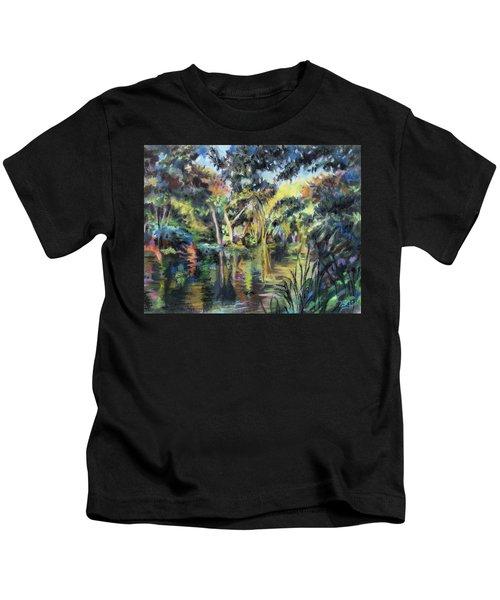 Lake Reflections Kids T-Shirt