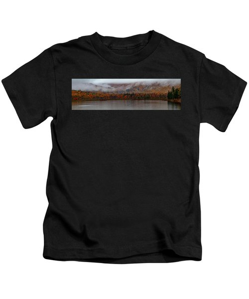 The Basin In Maine Kids T-Shirt