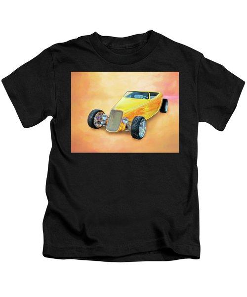 33 Speedstar Kids T-Shirt