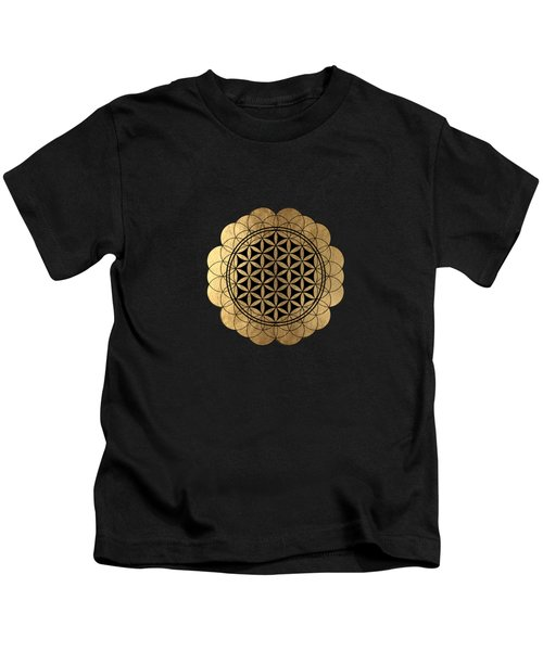 The Flower Of Life Kids T-Shirt