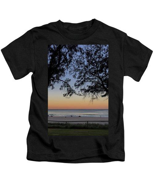 A Beautiful Place To Be Kids T-Shirt