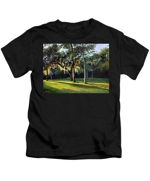 A New Sunset Kids T-Shirt