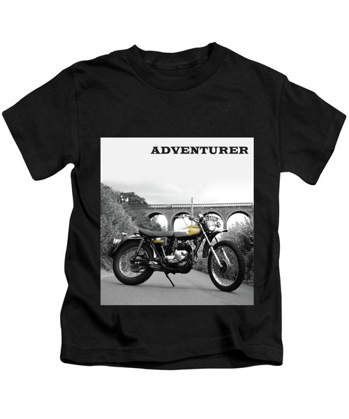 Adventurer Tr5t Kids T-Shirt