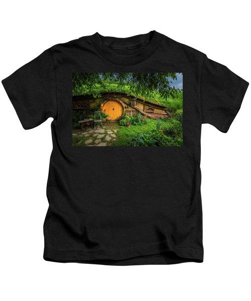 Hobbiton Afternoon Kids T-Shirt