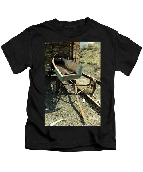 Agricultural Relic Kids T-Shirt