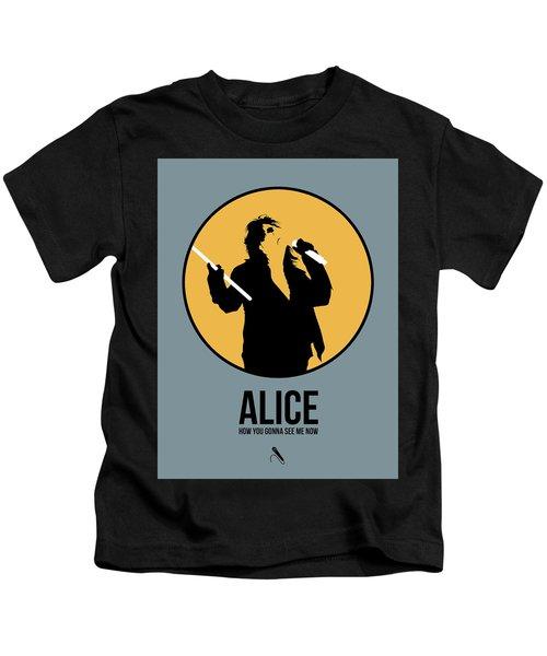 Alice Cooper II Kids T-Shirt