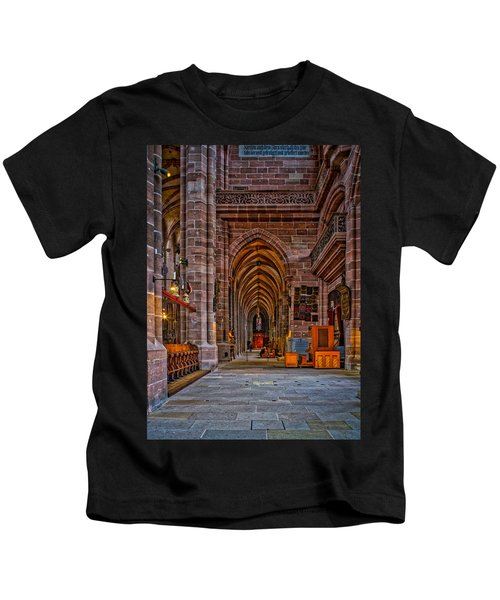 Amped Up Arches Kids T-Shirt