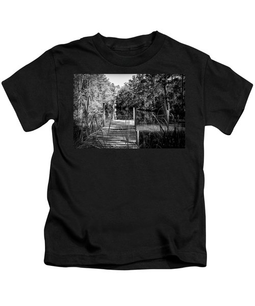 An Old Dock Kids T-Shirt