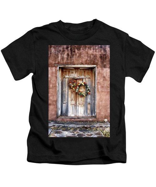 And Silently Gaze Kids T-Shirt
