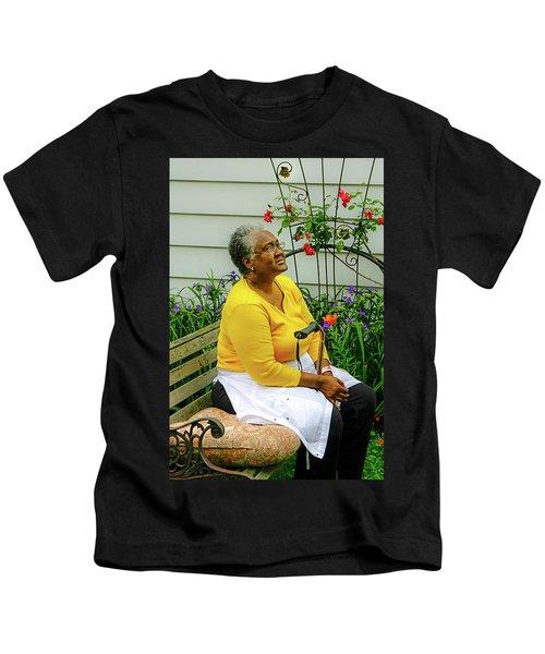 And Still I Rise Kids T-Shirt