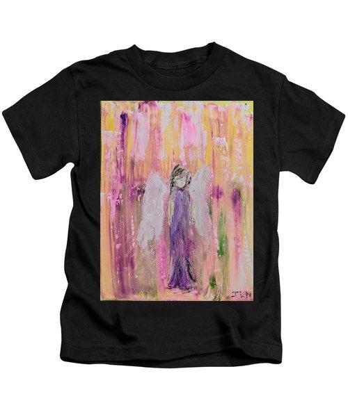 Angel In  Paradise Kids T-Shirt