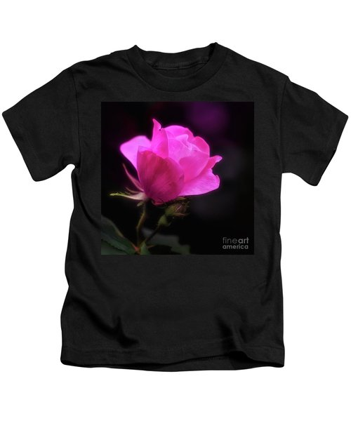 Anniversary Rose Kids T-Shirt