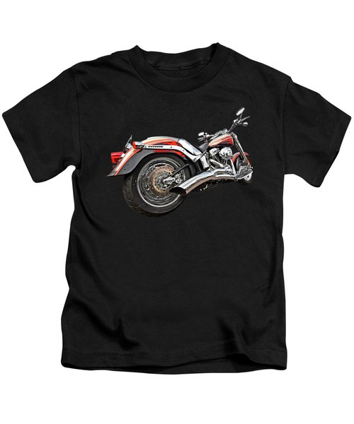 Lightning Fast - Screamin' Eagle Harley Kids T-Shirt