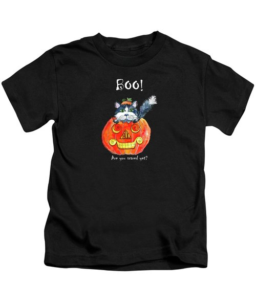 Boo Kids T-Shirt
