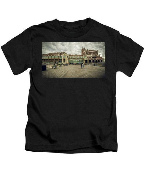 Asbury Park Convention Hall Kids T-Shirt